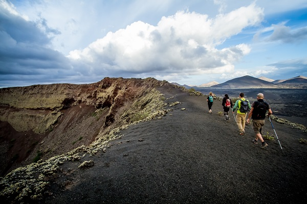 objectif lune – parc national de Timanfaya